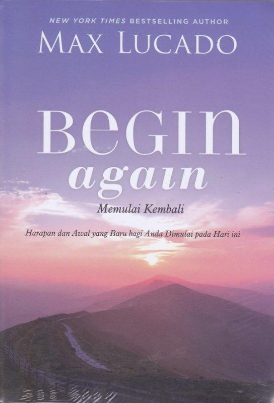 Cover Buku Memulai Kembali (New)