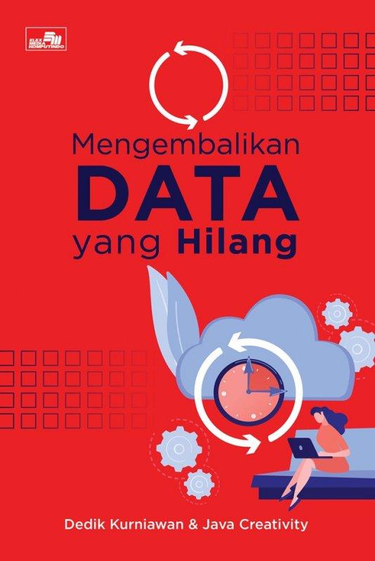 Cover Buku Mengembalikan Data Yang Hilang