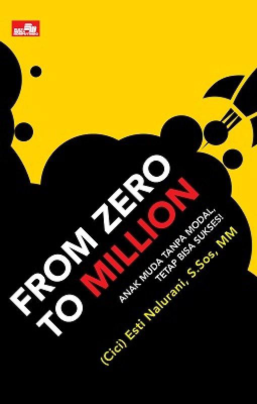 Cover Buku From Zero to Million