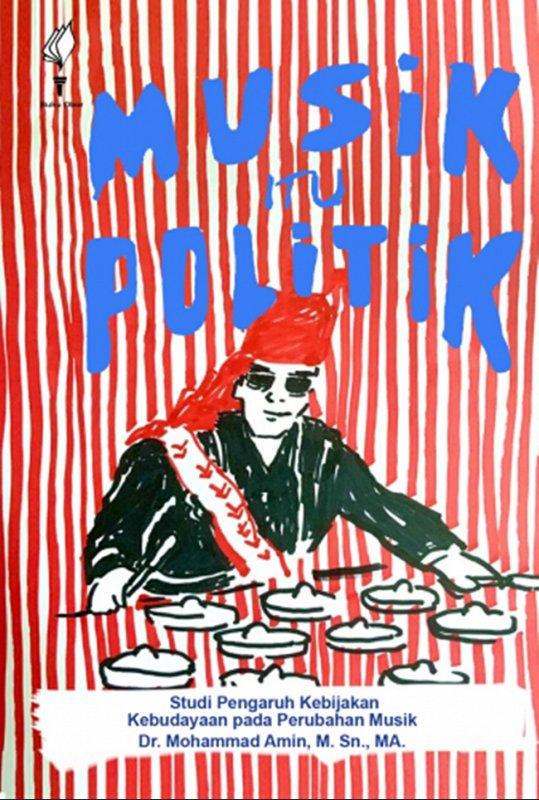 Cover Buku Musik Itu Politik