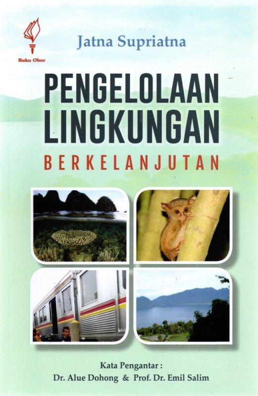 Cover Buku Pengelolaan Lingkungan Berkelanjutan