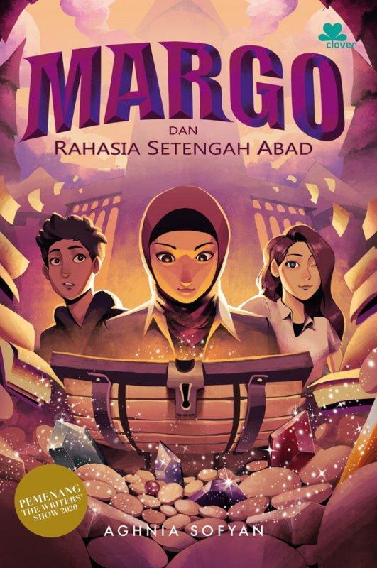Cover Buku Margo Dan Rahasia Setengah Abad