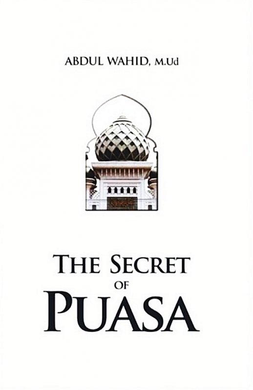 Cover Buku The Secret Of Puasa