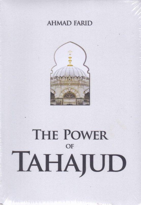 Cover Buku The Power Of Tahajud new