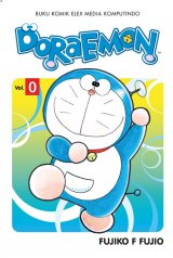 Detail Buku Komik Doraemon Vol. 0