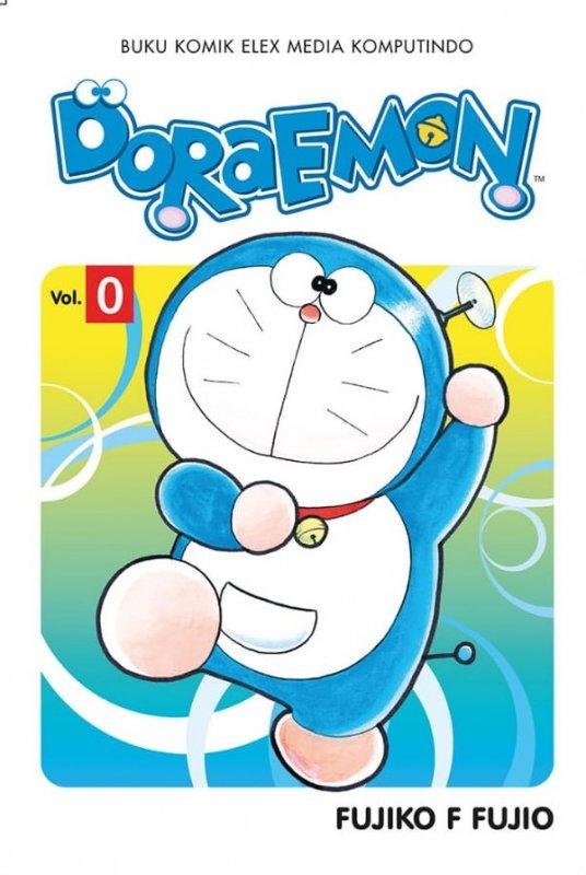 Cover Buku Komik Doraemon Vol. 0