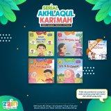 Detail Buku Serial Akhlaqul Karimah