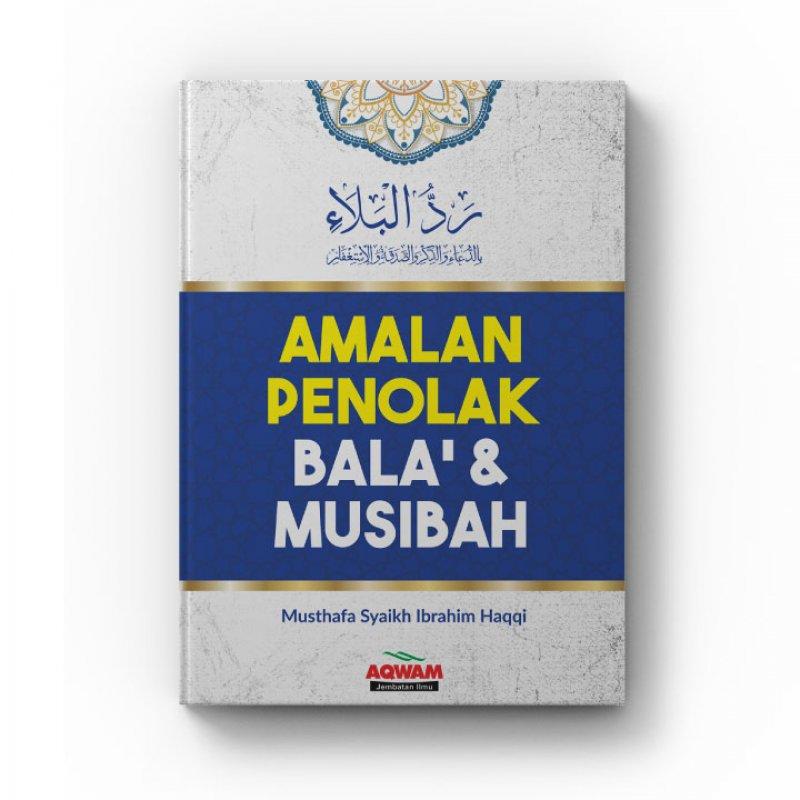 Cover Buku Amalan Penolak Bala & Musibah