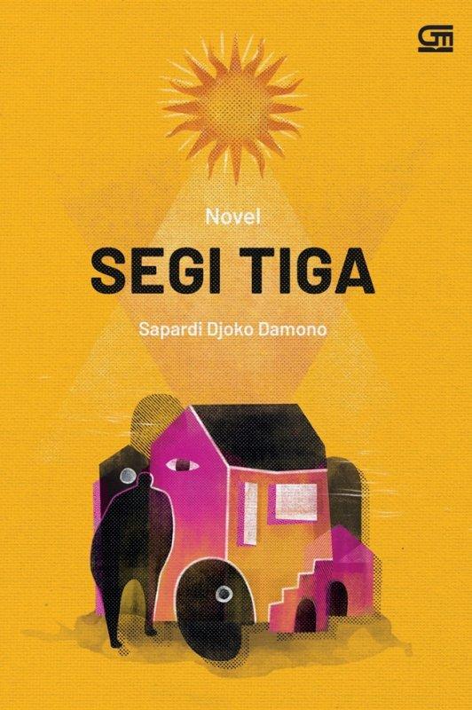 Cover Buku Segi Tiga (Cover 2021)