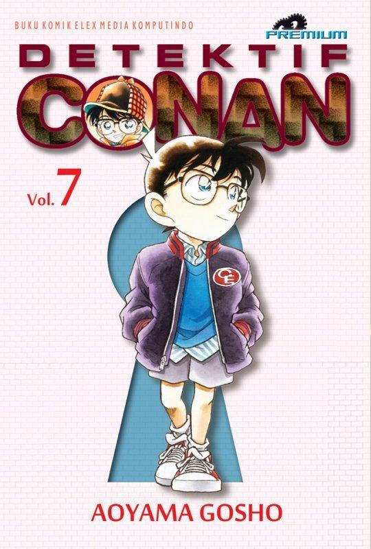 Cover Buku Detektif Conan Premium 07
