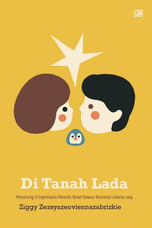 Cover Buku Di Tanah Lada cover 2021