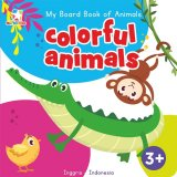 Detail Buku Opredo My Board Book Of Animals: Counting Animals ]