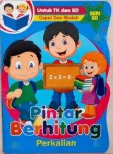 Detail Buku Untuk TK Dan SD : Pintar Berhitung Perkalian]