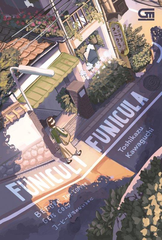 Cover Buku Funiculi Funicula