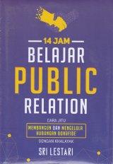 14 JAM BELAJAR PUBLIC RELATION