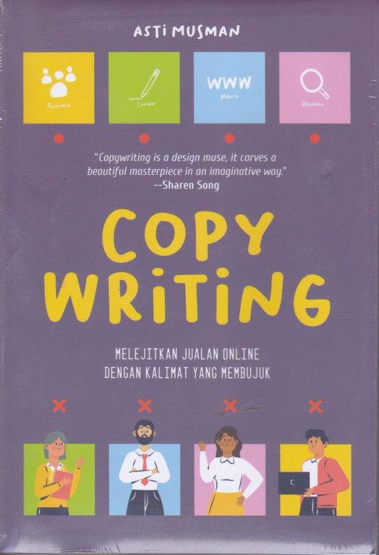 Cover Belakang Buku COPY WRITING