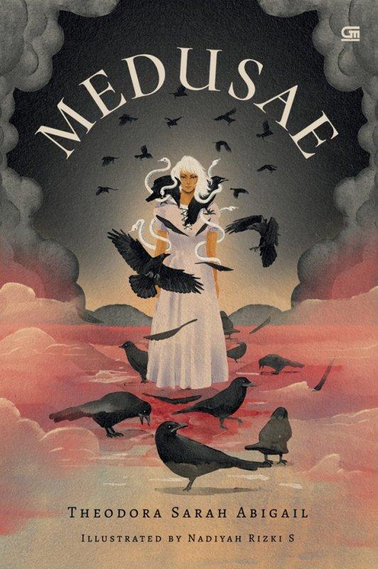 Cover Buku Medusae