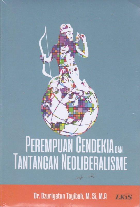 Cover Buku Perempuan Cendekia dan Tantangan Neoliberalisme