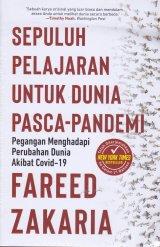 Detail Buku Sepuluh Pelajaran Untuk Dunia Pasca-Pandemi