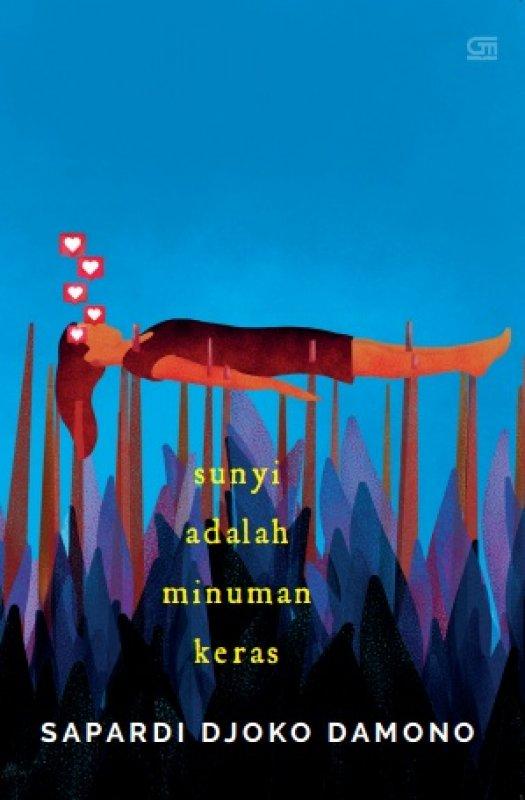 Cover Buku Sunyi adalah Minuman Keras (Pre-Order)