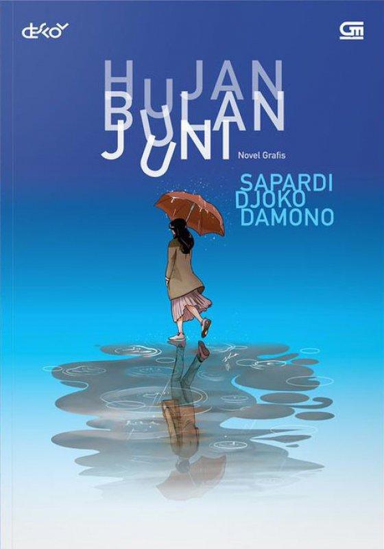 Cover Buku Hujan Bulan Juni (Novel Grafis) (Pre-Order)