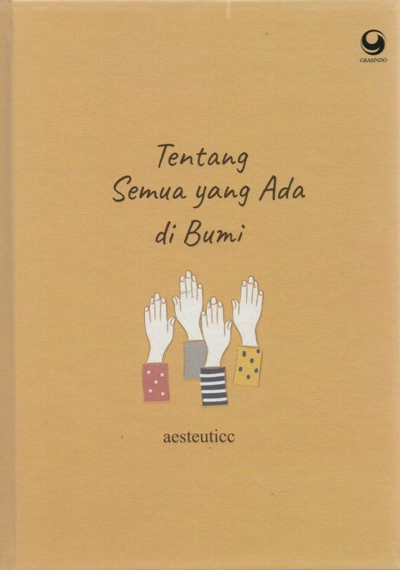Cover Buku Tentang Semua yang Ada di Bumi