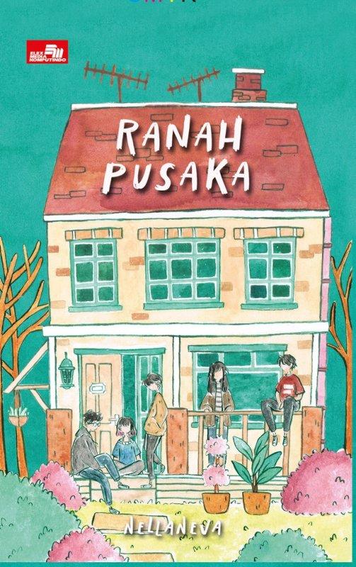 Cover Buku Ranah Pusaka