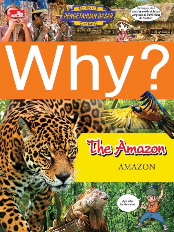 Cover Buku Why? Amazon