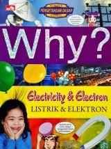 Detail Buku Why? Electricity & Electron]