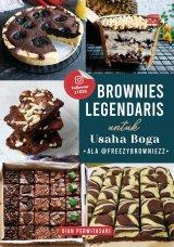 Brownies Legendaris Untuk Usaha Boga Ala @freezybrowniezz