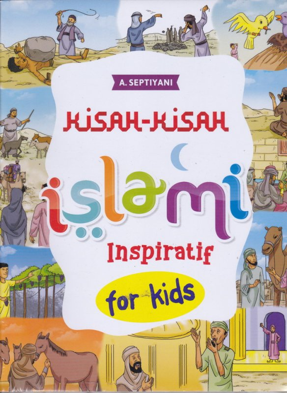 Cover Buku Kisah-KIsah Islami Inspiratif