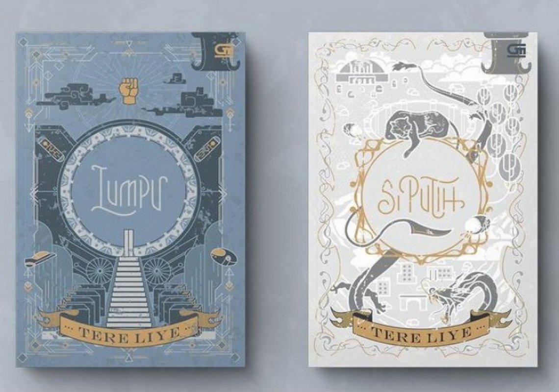 Cover Buku Paket Lumpu dan Si Putih