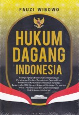 Hukum Dagang Indonesia cover baru