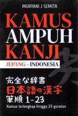 Kamus Ampuh Kanji Jepang-Indonesia