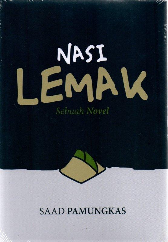 Cover Buku Nasi Lemak: Sebuah Novel