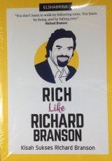 RICH LIKE RICHARD BRANSON : Kisah Sukses Richard Branson