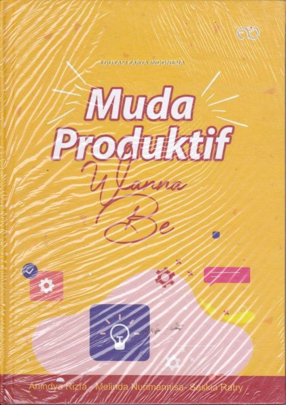 Cover Buku Muda Produktif