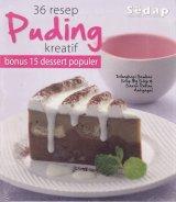 Buku 36 Resep Puding Kreatif Bonus 15 Dessert Populer Bk