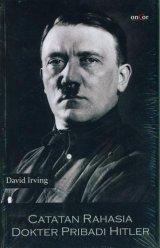 Catatan Rahasia Dokter Pribadi Hitler BK