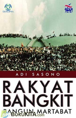 Cover Buku Rakyat Bangkit Bangun Martabat