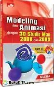 Modeling dan Animasi dengan 3D Studio MAX 2008 dan 2009