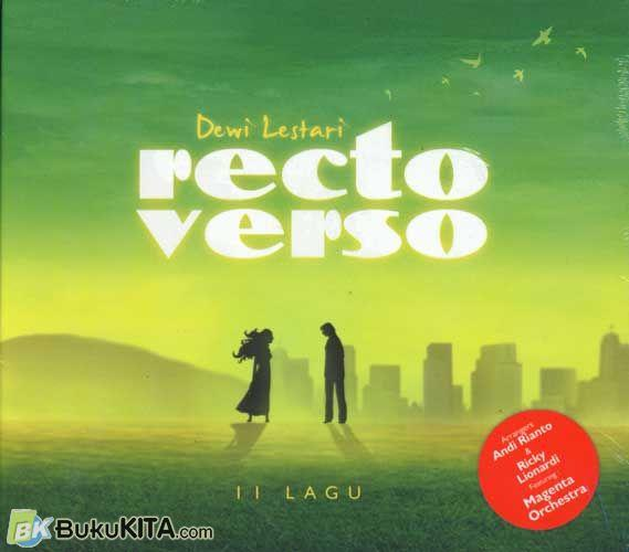 Cover Buku Rectoverso (Compact Disc)