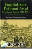 Kapitalisme Pribumi Awal: Kesultanan Banten 1522-1684