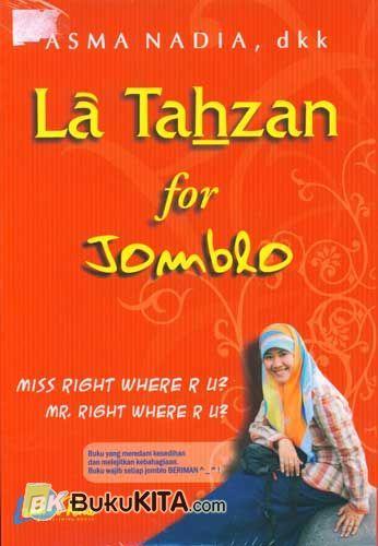 Cover Buku La Tahzan for Jomblo