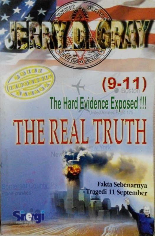 Cover Buku The Real Truth