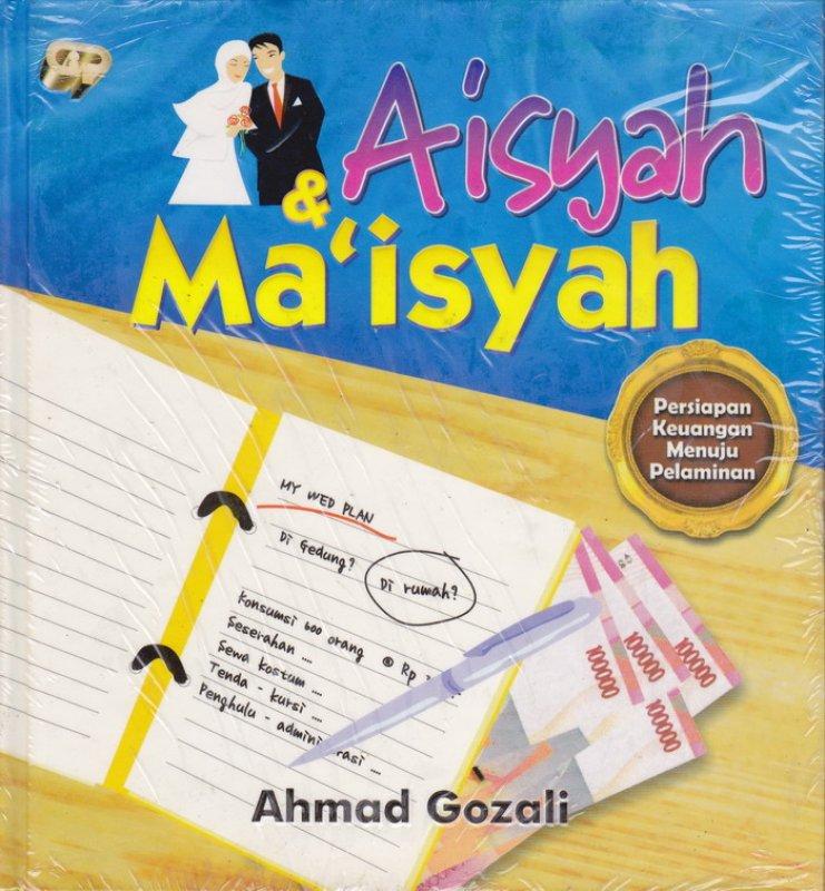 Cover Buku Aisyah & Maisyah