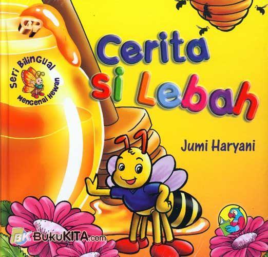 Cover Buku Cerita Si Lebah