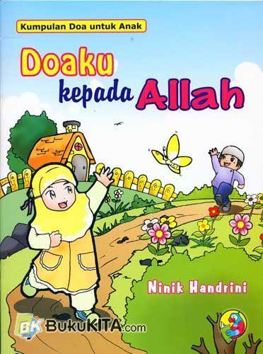 Cover Buku Doaku Kepada Allah