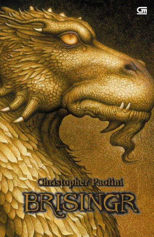 Cover Buku Brisingr