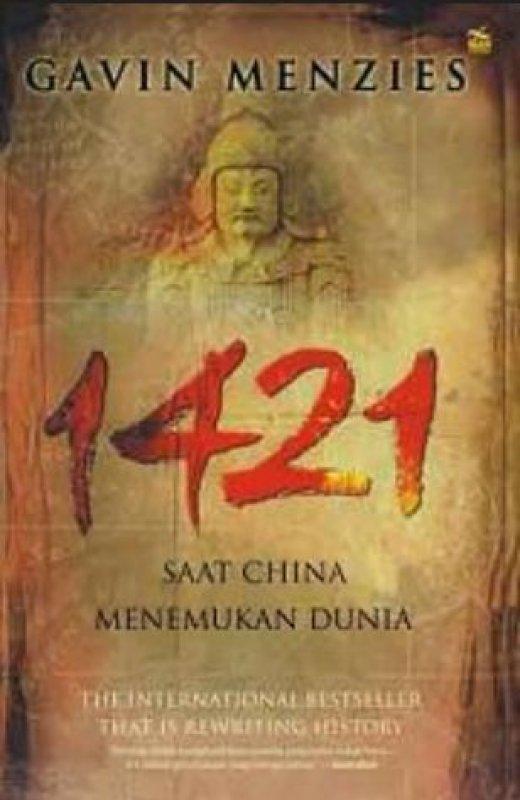 Cover Buku 1421 Saat China Menemukan Dunia [Hard Cover]